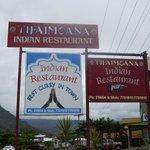 Tifamaimoana Restaurant Signage