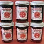 The Cherry Hut Jams, Jellies and Preserves Available