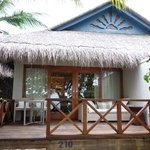 Del Charm Villa - Beach Side