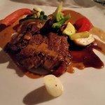 Very delicious steak!