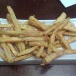 Berenjenas fritas con miel de Montoro (1/2 ración)