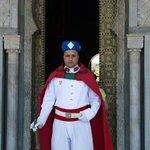 Guard at Mausoleum
