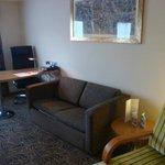 lounge/seating area