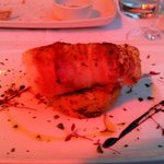 Cod Wrapped in Pancetta