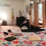 Our room (panoramic)