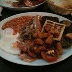 The Celt breakfast