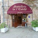 Hôtel de l'Evêché, Alet-les-Bains, France.