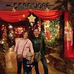 Our first visit to carnivore on christmas eve