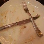 clean plate club!