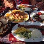 Mira Cafe near Blue Mosque.