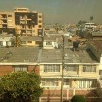 Sunny Bogota from window