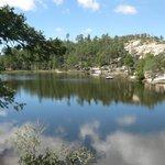 Rose Canyon Lake Mt Lemmon AZ
