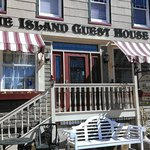 The Island Guest House - front