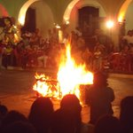 Carnaval 2013 - Burning of Juan Carnaval (Closing Ceremony)