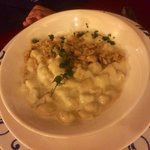 Gnocchetti gorgonzola e noci