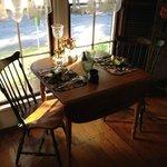 sala da pranzo breakfast