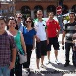 Key Sights walking tour