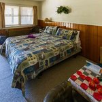 Bedroom (older secton)