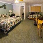 Sleeping room (Newer Section)