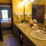 Grand View condo master bath