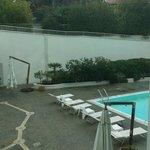 Area piscina esterna