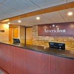 Americ Inn Front Desk