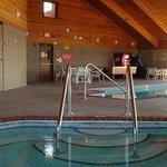 Americ Inn Coralville Pool