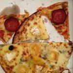 reste de pizza