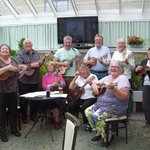 Our ukulele friends