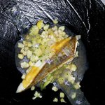 St Peter's Fisch with coliflower