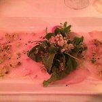 Line Fish Carpaccio