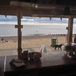 the best workplace view in Southwold