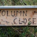 COLUMN CLOSED UNTIL FURTHER NOTICE