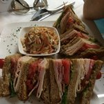 Special of the day--CLUB DU JOUR - yum!