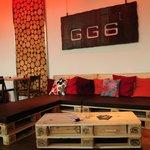 Palette Lounge im GG6