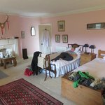 One of the B&B rooms. Very comfy!