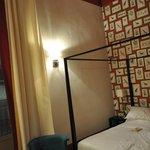 The decor in Room #11