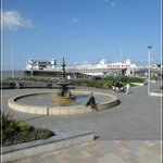 Part of the lovely attractive sea front
