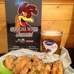 Best Wings Around, Just ask a Local