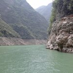 Lesser 3 Gorges and its green waters