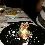 Tuna tartar