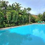 Large 18m pool