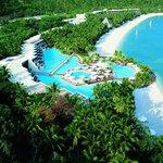 Hayman - Resort Aerial