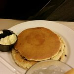 Chocolate Chip Pancakes... yes, they're in there!