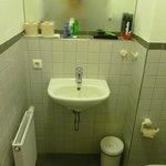 Banheiro no quarto