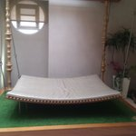 swing bed