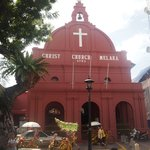 iglesia de la plaza