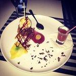 Fusion dessert, delicious!!!