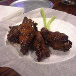 Smoked Buffalo Mild Wings