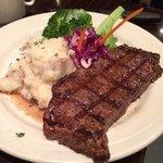 New York steak